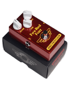 Fire-Red-Fuzz-BStock-Pedal-Side-Box-Mad-Professor-Amplification