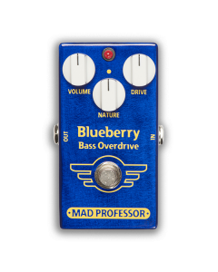 Blueberry-Bass-Overdrive-Factory-Pedal-Front-Mad-Professor-Amplification