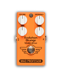 Evolution-Orange-Underdrive-Factory-Pedal-Front-Mad-Professor-Amplification