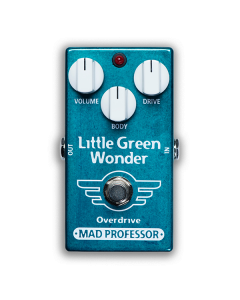Little-Green-Wonder-Factory-Pedal-Front-Mad-Professor-Amplification