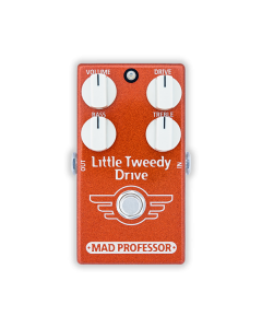 Little Tweedy Drive Mad Professor Amplification Pedal
