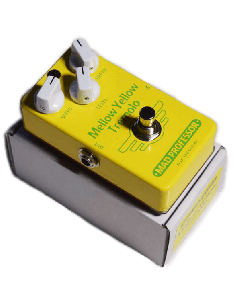 Mellow-Yellow-Tremolo-Hand-Wired-BStock-Pedal-Side-Box-Mad-Professor-Amplification