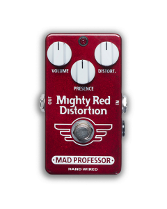 Mighty- Red-Distortion-Hand-Wired-Front-Mad-Professor-Amplification