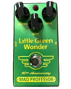 10th Anniversary Little Green Wonder