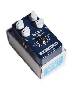 Sky Blue Overdrive (Hand Wired)